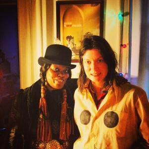 Kandia Crazy Horse & Amanda Jo Williams